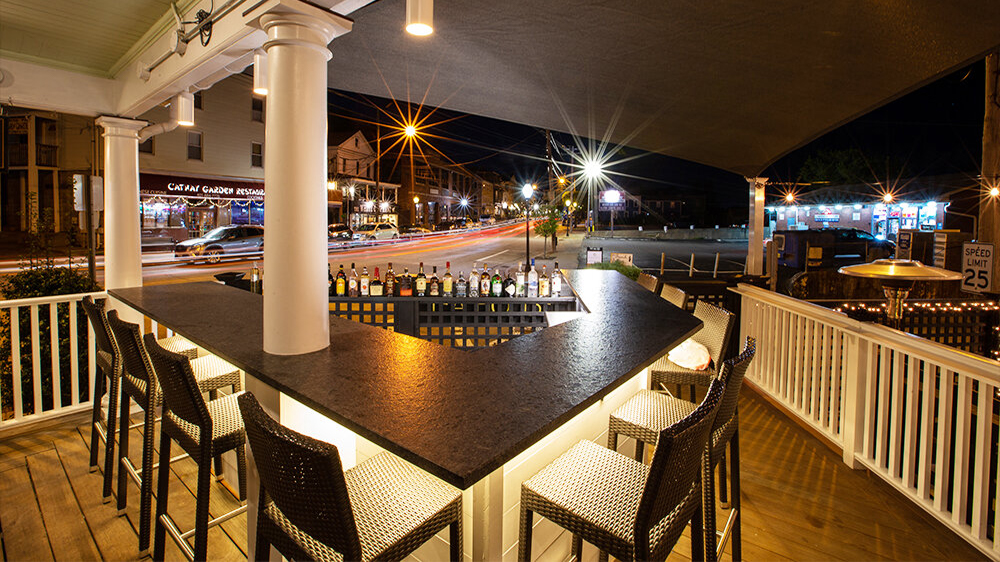 Cordtsen Design Besos Restaurant Architects