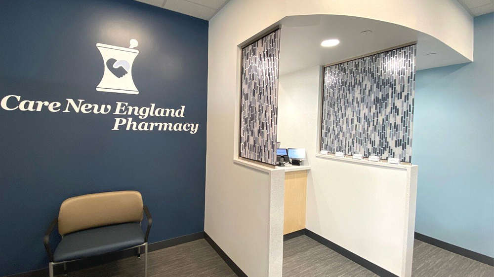 Cordtsen Design Care New England Pharmacy Architects