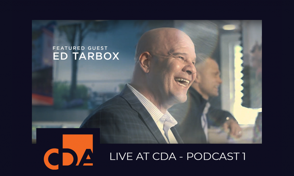 Live at CDA! Episode 1 Ed Tarbox