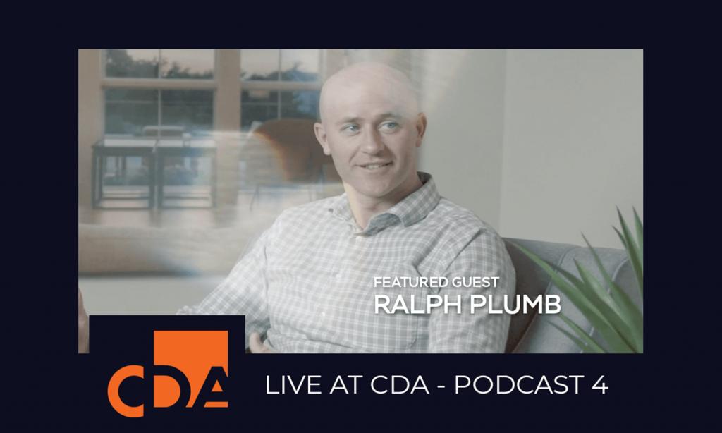 Live at CDA! Episode 4 Ralph Plumb